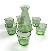 glass decanter drinking max