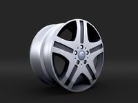 Mercedes Rim R22 18 inches