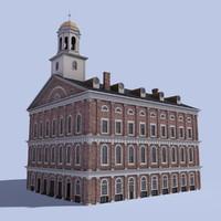 max faneuil hall boston