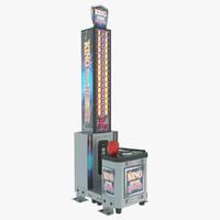 3ds max king hammer arcade
