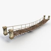 rope bridge max