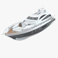 Sunseeker Predator 108 Yacht