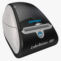postage label printer dymo 3d max