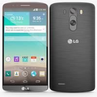 3d model of lg g3