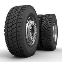 Truck Wheels Off-Road