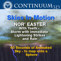 Skies In Motion - NOR EASTER WITH TEETH