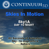 Skies In Motion - Sky1A - Day To Night