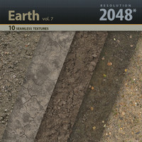 Earth Textures vol.7