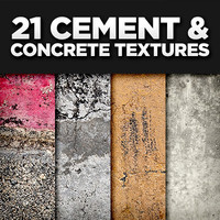 21 Concrete and Cement Textures