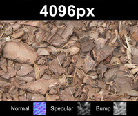 Mulch 01 - Hi Res Set