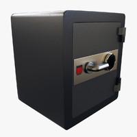3ds combination safe box