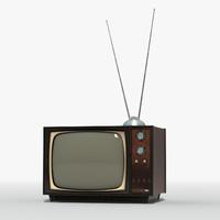 max old vintage television