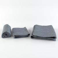 3d model towel set