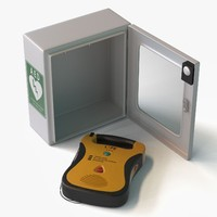 Automated External Defibrillator AED