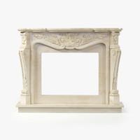 Carmona Fireplace