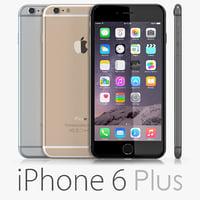 iPhone 6 Plus 5.5 inches