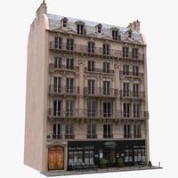 Paris Tenement Hotel 01