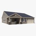 Ranch House 3D models