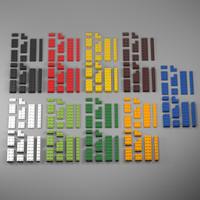 lego bricks starter pack max