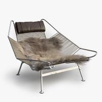 Flag Halyard Chair (PP 225)