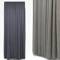 3d model curtains suitable extreme