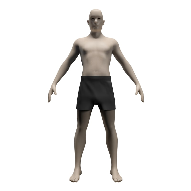 3d man base