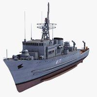 natya minesweeper 3d model