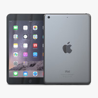 3ds max apple ipad mini 3