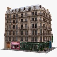 Paris Corner Tenement Hotel 01