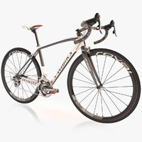 specialized road bicycle 3d max