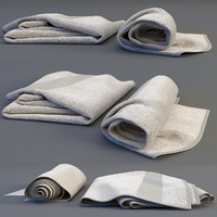 3ds max towel