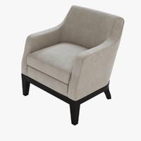 model aziza armchair