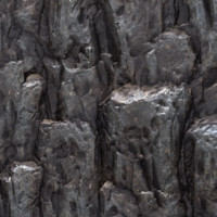 Vertical Cliff Texture