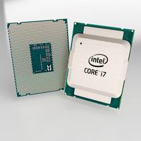 3d i7 processor model