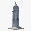 tower 3D models