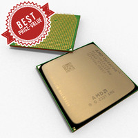3d cpu amd opteron component model