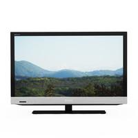 3d tv sony model