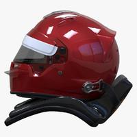 racing helmet bell hp7 max