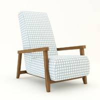 sweet 20 lounge chairs 3d max