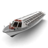 Amsterdam Cruise Boat 02