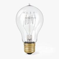 Vintage Spherical-shaped Edison Light Bulb Type2