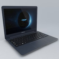 3d new samsung ativ book model