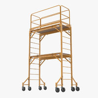 3ds max scaffold generic