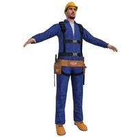 Construction Worker G4