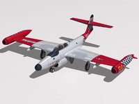 3d northrop f-89 scorpion model