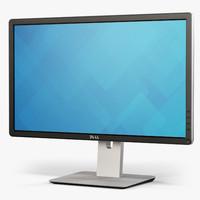 dell professional p2414h monitor max