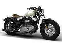 Harley-Davidson XL1200 Sportster Forty-Eight 2014