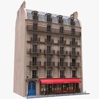 Paris Tenement Restaurant 02