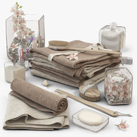 max cloth fabric orchid towels