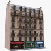 Paris Tenement Pharmacy